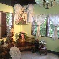 Photo taken at บ้านเจ้ากรม by Sali B. on 12/27/2012
