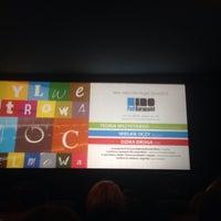 Foto scattata a Kino Pod Baranami da Tatiana R. il 12/31/2014