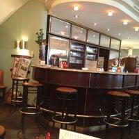 Photo taken at Cafe Dörflinger by Bertram on 11/23/2012
