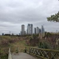 Photo taken at Reserva Ecológica Costanera Sur by Ezequiel C. on 7/22/2013