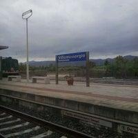 Photo taken at Stazione Villamassargia by morley j. on 5/22/2013