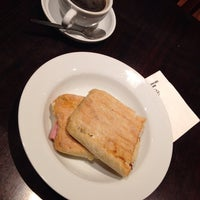 Photo taken at Caffè Nero by Alistair on 9/14/2014