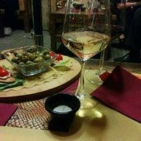 Photo taken at Mojbha Wine Bar by Elena M. on 6/6/2014