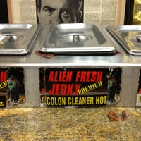 Photo taken at Alien Fresh Jerky by Helen L. on 12/26/2012