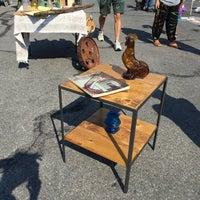 Photo taken at Beacon Flea Market by Helen L. on 8/16/2015