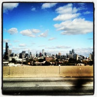 Photo taken at Dan Ryan Expressway by Johnny N. on 10/6/2012