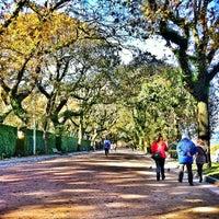 Photo taken at Parque da Alameda by Manuel on 12/17/2012