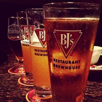 Photo taken at BJ's Restaurant and Brewhouse by Joseph B. on 5/17/2013