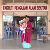 Photo taken at Dewan Besar Universiti Putra Malaysia by Allya R. on 10/24/2016