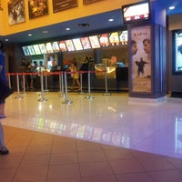 Photo taken at TGV Cinemas by whitey A. on 2/24/2013