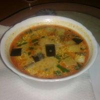 Photo taken at Sushi Tam Da by Vero K. on 10/27/2012