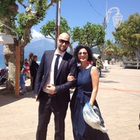 Photo taken at Villammare by Alessandra T. on 6/6/2014