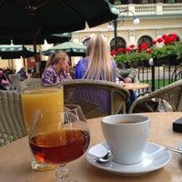 Снимок сделан в Віденська кав'ярня / Vienna Cafe пользователем Igor 5/2/2013