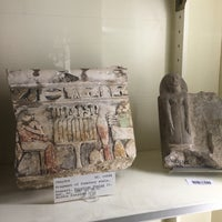 Photo taken at Petrie Museum of Egyptian Archaeology by Andrea F. on 5/5/2016