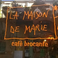 Photo taken at La Maison de Marie by Luca on 8/13/2014