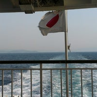 Photo taken at 瀬戸内海汽船 by 星霊 on 5/6/2013
