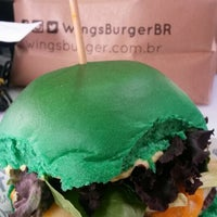 Photo taken at Wings Burger BR by Moacir F. on 3/17/2015