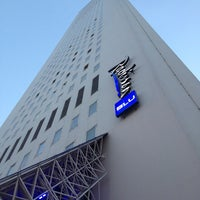 Photo taken at Radisson Blu Hotel by 🌋 on 2/1/2013