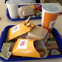 Photo taken at Burger King by Volkan A. on 3/6/2013