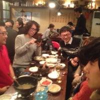 Photo taken at 만복국수집 by 재석 on 12/8/2012
