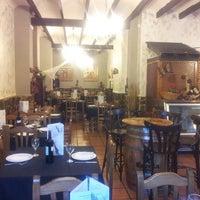 Photo taken at La Hacienda del Sur by joaquin on 10/29/2013