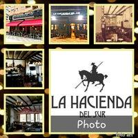 Photo taken at La Hacienda del Sur by joaquin on 5/23/2014