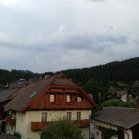 Photo taken at Haus Pichkler, Weissbriach by ALESSANDRO L. on 6/18/2013