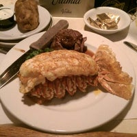 Photo taken at Clawson Steak House by Victoria on 5/3/2015