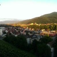 Снимок сделан в Greiffenegg Schlössle Restaurant пользователем ILkr C. 7/15/2014