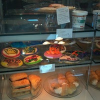 Photo taken at Coffee Lodge and Bakery by Lindsey M. on 11/5/2012