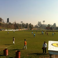 Photo taken at Liga Rinconada by Felipe on 7/13/2013
