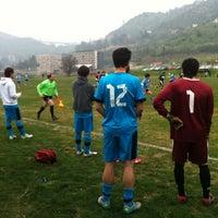 Photo taken at Liga Rinconada by Felipe on 8/3/2013