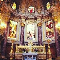 9/24/2012 tarihinde Bennyziyaretçi tarafından Berlin Katedrali'de çekilen fotoğraf