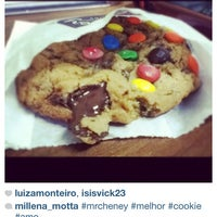 Photo taken at Mr. Cheney Cookies by Vinicius on 2/28/2013