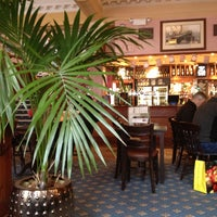 Photo taken at The Isambard Kingdom Brunel (Wetherspoon) by Jane R. on 4/13/2013