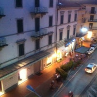 Photo taken at Hotel Crystal Montecatini Terme by Bengü D. on 8/18/2013