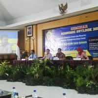 Photo taken at Gedung Rektorat Universitas Trunojoyo by Bramantiyo on 12/3/2013