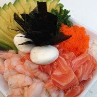 Photo taken at Niu Sushi by Jo on 6/18/2013