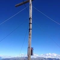 Photo taken at Oberer Sattelkopf by Erich L. -. on 9/3/2013