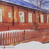 Photo taken at Музей детства А. М. Горького (Домик Каширина) by Любовь Ф. on 2/28/2016