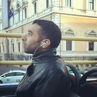 Photo taken at Palazzo Ferrajoli by Husain A. on 2/3/2013