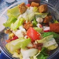 Photo taken at Giardino Gourmet Salads by MJ on 4/25/2013