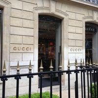 Photo taken at Gucci by King on 5/14/2013