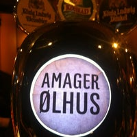 Photo taken at Amager Ølhus by Rasmus on 5/3/2013