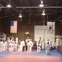 Photo taken at Dragon E's Black Belt Academy by Andi S. on 11/14/2012