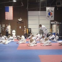 Photo taken at Dragon E's Black Belt Academy by Andi S. on 11/21/2012