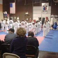 Photo taken at Dragon E's Black Belt Academy by Andi S. on 12/19/2012