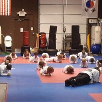 Photo taken at Dragon E's Black Belt Academy by Andi S. on 10/18/2012