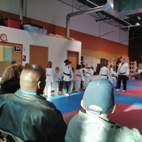Photo taken at Dragon E's Black Belt Academy by Andi S. on 4/2/2013