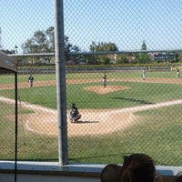Photo taken at El Cerrito Sports Park by Cynthia M. on 5/18/2013
